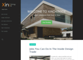 Xinchengde.net thumbnail
