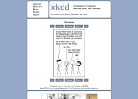 Xkcd.org thumbnail
