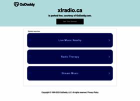 Xlradio.ca thumbnail
