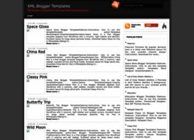 Xmlbloggertemplates.blogspot.com.tr thumbnail