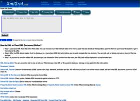 Xmlgrid.net thumbnail