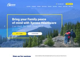 Xpresshealthcare.com thumbnail