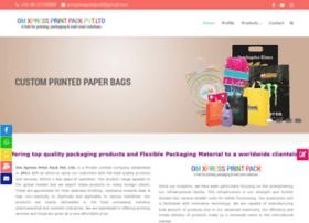 Xpressprintpack.com thumbnail