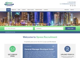 Xpressrecruitment.com thumbnail