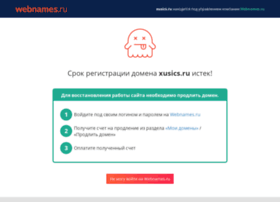 Xusics.ru thumbnail
