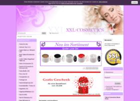 Xxl-cosmetics.de thumbnail