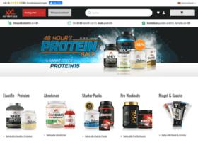 Xxlnutrition.de thumbnail