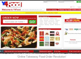 Y4food.co.uk thumbnail