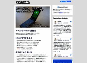 Yabm.in thumbnail