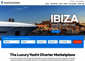 Yachtcharterfleet.com thumbnail