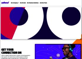 Yahoo-inc.com thumbnail