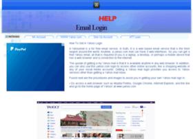 Yahoomail.logincare.org thumbnail