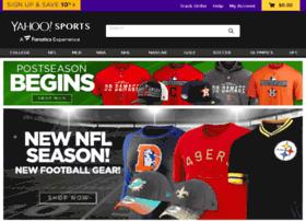 Yahoosports.teamfanshop.com thumbnail