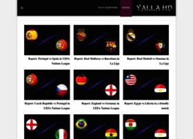 Yallahd.live thumbnail