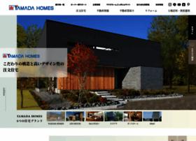 Yamadahomes.jp thumbnail