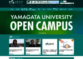 Yamagata-u.ac.jp thumbnail