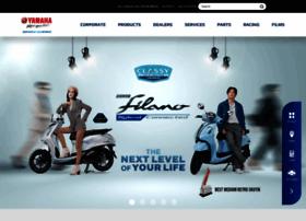 Yamaha-motor.co.id thumbnail