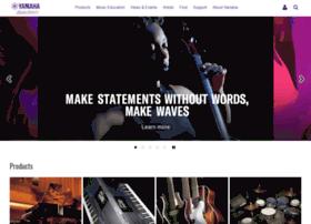 Yamaha.com.sg thumbnail