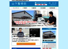 Yamashitaseikotsuin.net thumbnail