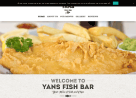 Yansfishbar.co.uk thumbnail