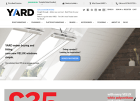At wi yard direct velux roof windows for Velux skylight remote control troubleshooting