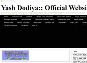 Yashdodia.org thumbnail