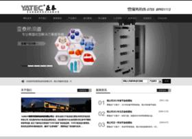 Yatec.com.cn thumbnail