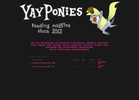 Yayponies.no thumbnail