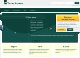 Yazankazanir.com thumbnail