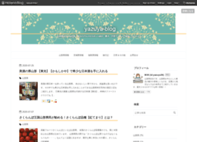 Yazuya-blog.work thumbnail
