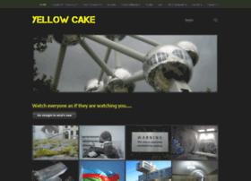Yellow-cake.co.uk thumbnail