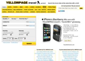 Yellowpage.travel thumbnail