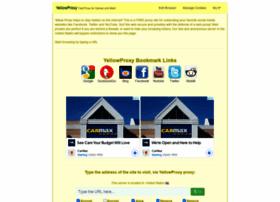 Yellowproxy.net thumbnail