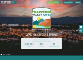 Yellowstonegives.org thumbnail