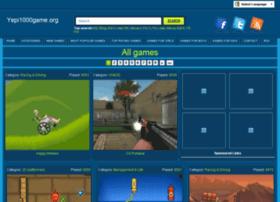Yepi1000game.org thumbnail