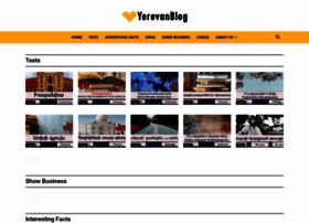 Yerevanblog.am thumbnail