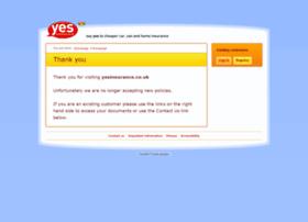 Yesinsurance.co.uk thumbnail