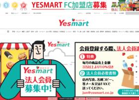 Yesmart.co.jp thumbnail