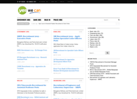 Yeswecan.net.in thumbnail
