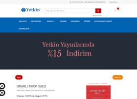 Yetkin.com.tr thumbnail