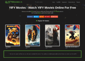 Yifymovies.is thumbnail