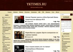 Yktimes.ru thumbnail