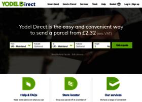 Yodeldirect.co.uk thumbnail