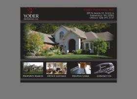 Yoderproperties.net thumbnail