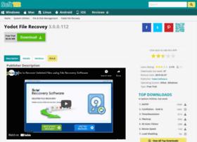 Yodot-file-recovery.soft112.com thumbnail