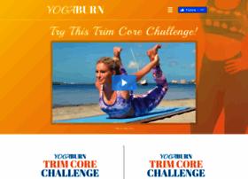Yoga-burn.net thumbnail