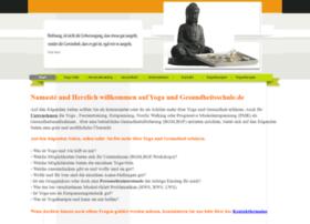 Yoga-gesundheitsschule.de thumbnail