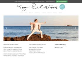 Yoga-relations.de thumbnail