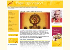 Yoga-vidya.org thumbnail