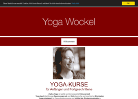 Yoga-wockel.de thumbnail